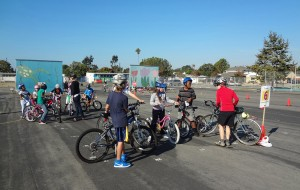 Kids Group Bike Lesson