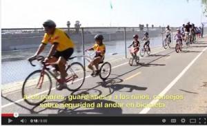 Safe Riding Video Link