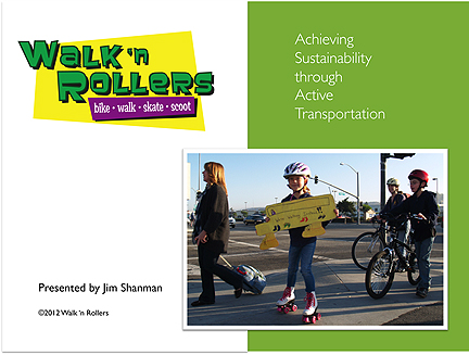Active Transportation through Sustainability