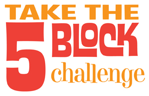 Take the 5 Block Challenge