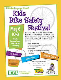 EMLS Bike Safety Flier