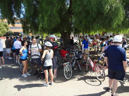 Bike Carmegeddon: Westwood