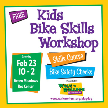 Free Bikes Kills Workshop, February 23