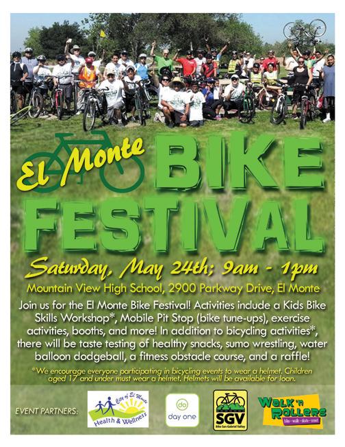 El Monte Bike Festival