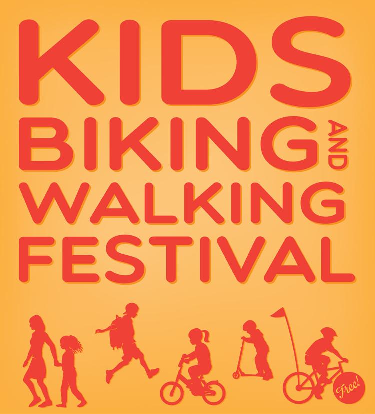 Kids Biking and Walking Festival